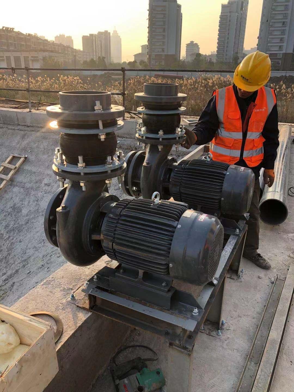 如东河道治理PPP项目尾水处理项目