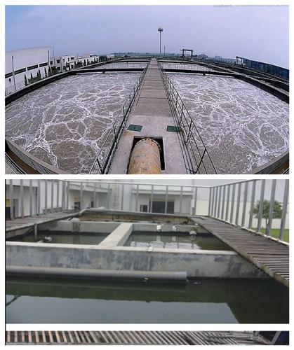 工业污水处理与生活污水处理区别在哪